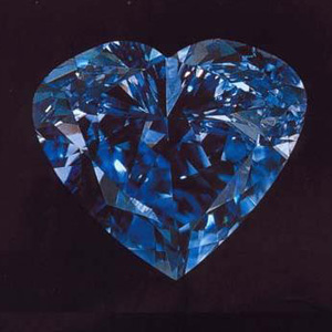 heart of eternity famous diamond