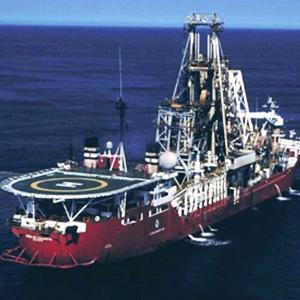 marine mining vessel