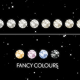 fancy diamond colour scale