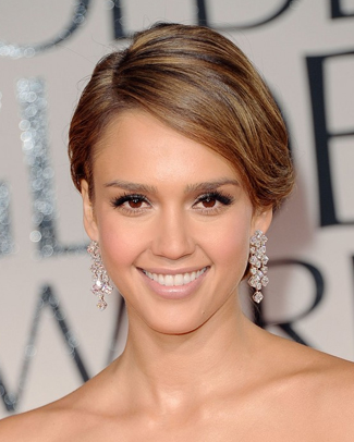 Jessica Alba | 69th Annual Golden Globes Awards