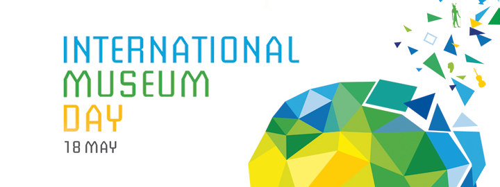 International Museum Day banner 2016