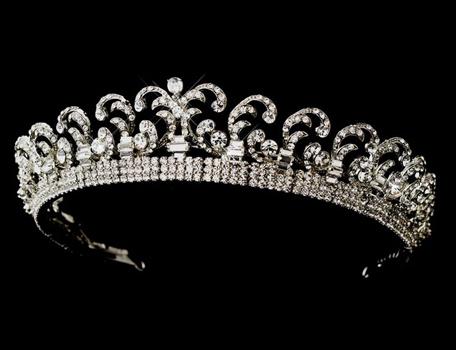 Queen Elizabeth's Halo Tiara