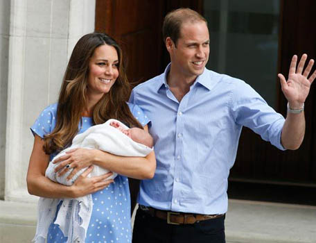 Royal Baby of Cambridge