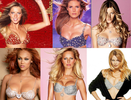 Victoria Secret Fantasy Bras