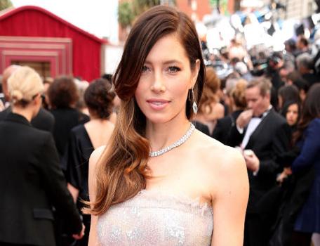 Jessica Biel Academy Awards 2014