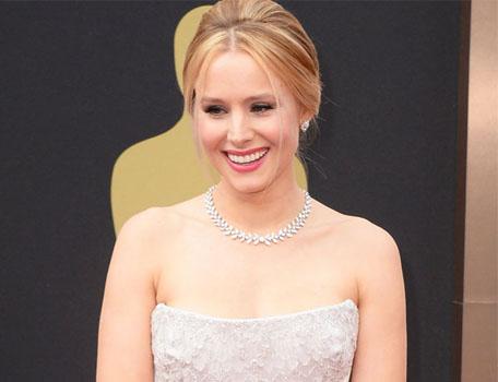 Kristen Bell Academy Awards 2014