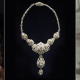 Catherine, Duchess of Cambridge (Kate Middleton) wearing royal jewelles