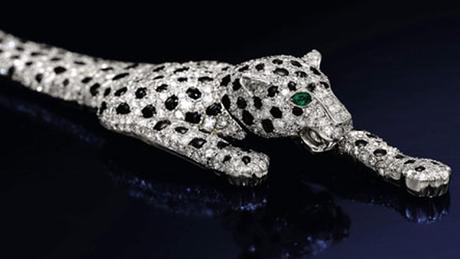 Wallis Simpson Panther Bracelet