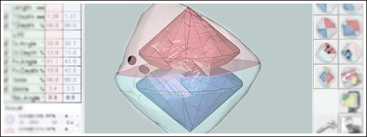 Diamond Cutter Instructions