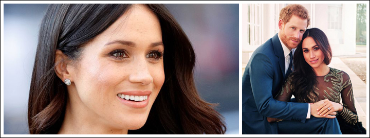 What jewellery will Meghan Markle wear during the royal wedding?