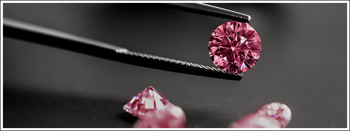 THE VALUE OF A RED DIAMOND