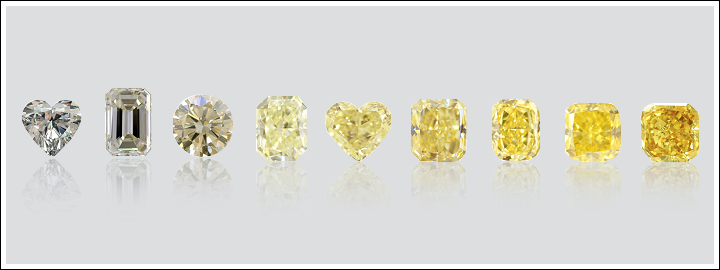The Beauty Of Light Colour Diamonds | CT Diamond Museum