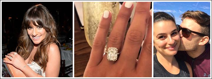 TOP 10 CELEBRITY DIAMOND ENGAGEMENT RINGS | CT Diamond Museum