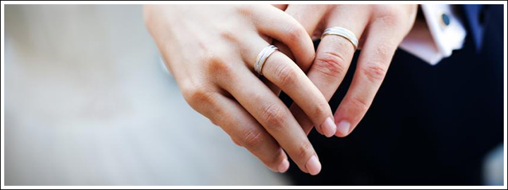 The Tradition Of Engagement Rings On The Left Hand