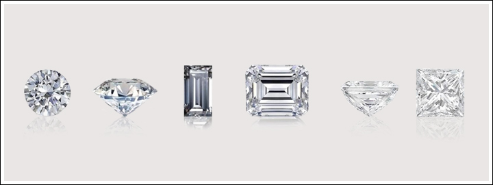 The diamond cut will not only have an impact on the overall look of the diamond but the price of the diamond too