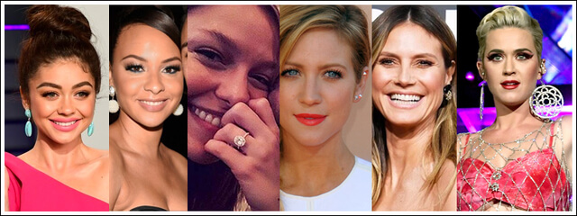 Best Celebrity Engagement Rings 2019 | Cape Town Diamond Museum