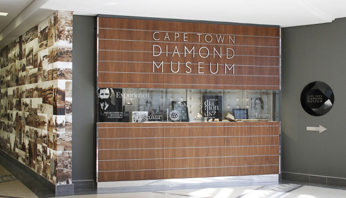 Cape Town Diamond Museum exterior