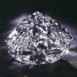 the centenary famous diamond