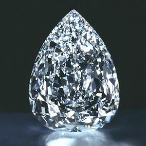 the millennium star famous diamond