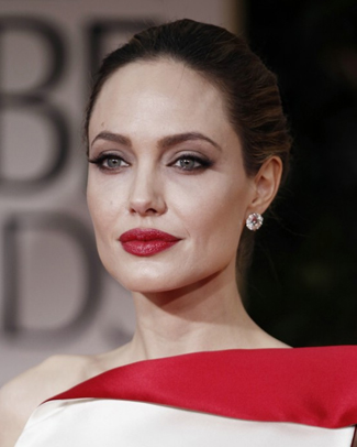 Angelina Jolie | 69th Annual Golden Globes Awards