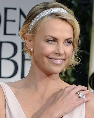Charlize Theron | 69th Annual Golden Globes Awards
