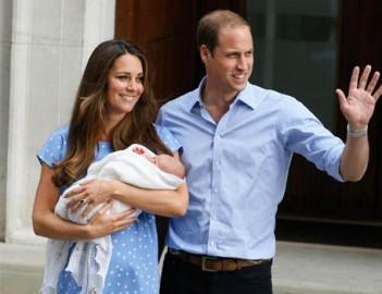 Royal Baby of Cambridge