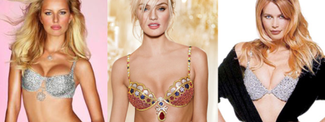 jewelled diamond bras