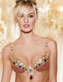 Candice Swanepoel Fantasty Bra for Victoria Secret
