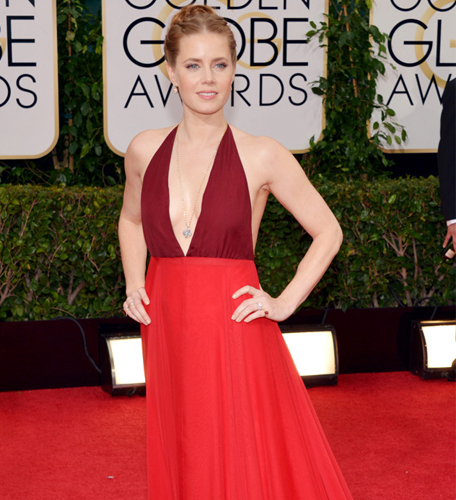 Amy Adams Golden Globes 2014