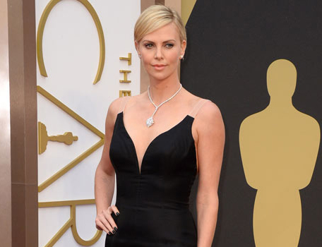 Charlize Theron Academy Awards 2014