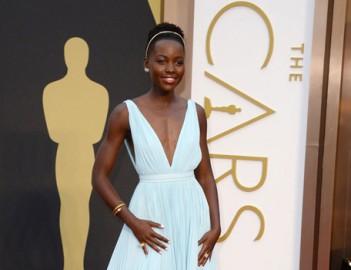 Lupita Nyong'o Academy Awards 2014