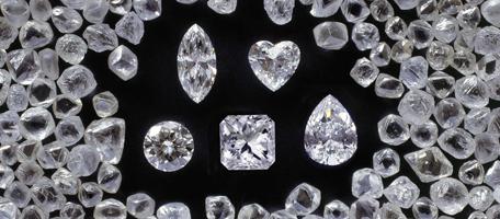 April Birthstone Diamond Cover