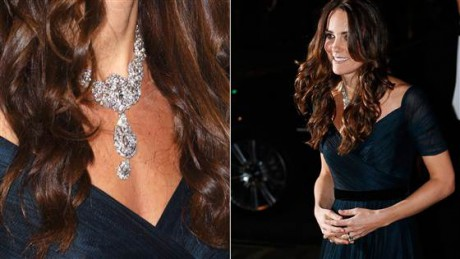 Kate Middleton Vintage Necklace