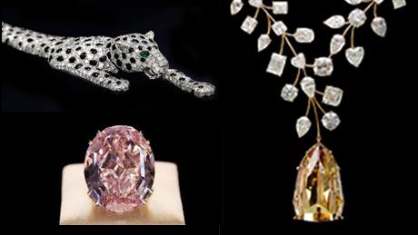 top three expensive diamonds