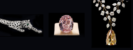 Some of the most expensive diamond items in the world
