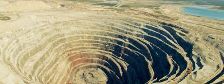 diamond bore mine