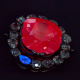 Phosphorescent diamonds help identify fakes and frauds