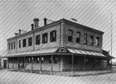 historic building in Kimberly