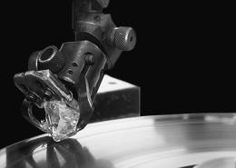 Diamond processing
