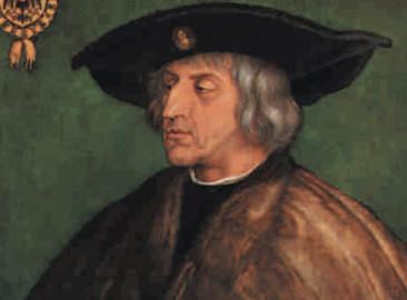 Portrait of Archduke Maximillian of Austria