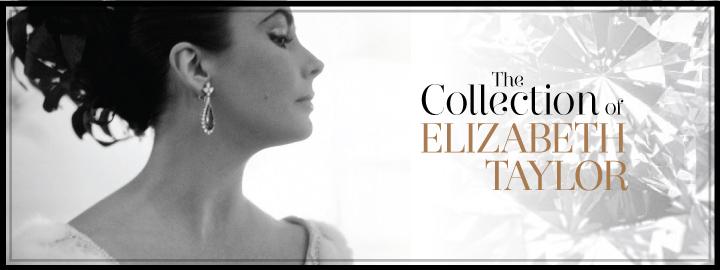 Elizabeth Taylor diamond collection