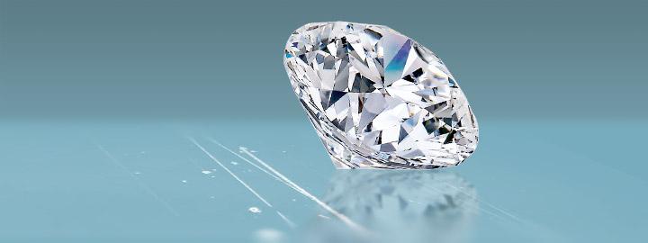 diamond scratch test