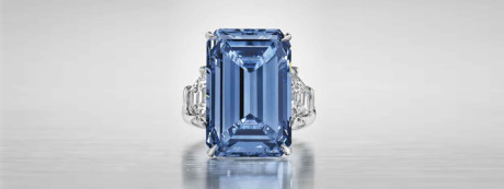 The Oppenheimer Blue Diamond