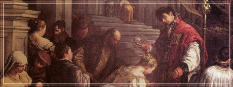 Saint Valentine performed secret wedding ceremonies for young soldiers