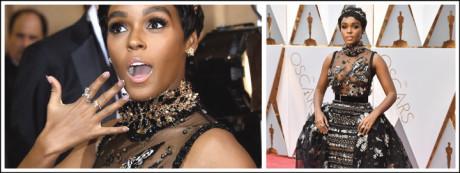 Janelle Monae jewellery pieces were worth R19 million
