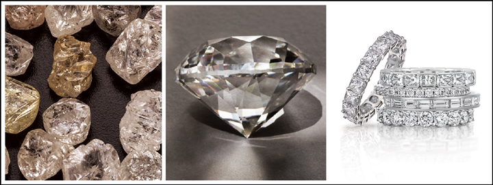 A diamond is one of the most valuable gemstones to date
