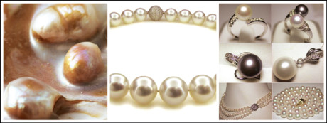 A pearl symbolises multiple things such as success, happiness and love
