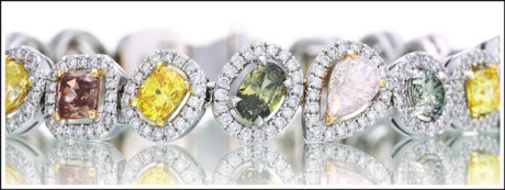 There's a variety of diamonds available in nature