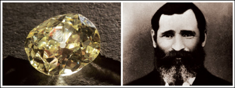 In 1867 a 15-year-old named, Erasmus Jacobs discovered the first diamond in SA