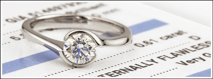 A diamond certificate will make sure you know the qualities and values of your unique diamond